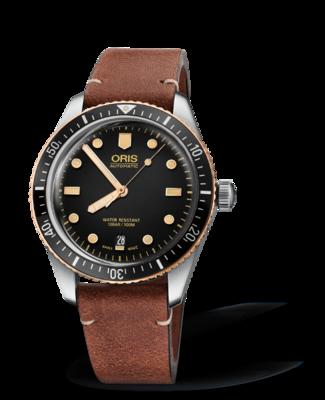 Oris Divers Sixty-Five Black Dial 40MM Automatic