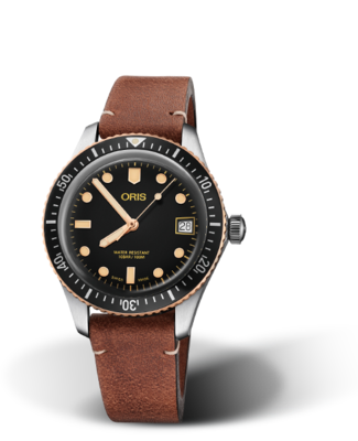 Oris Divers Sixty-Five Black Dial 36MM Automatic