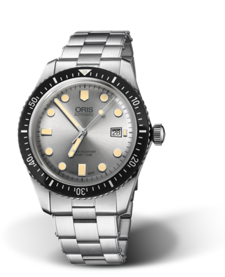 Oris Divers Sixty-Five Silver Dial 42MM Automatic