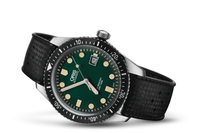 Oris Divers Sixty-Five Green Dial 42MM Automatic