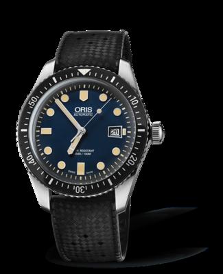 Oris Divers Sixty-Five Blue Dial 42MM Automatic