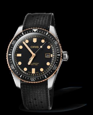 Oris Divers Sixty-Five Black Dial 42MM Automatic