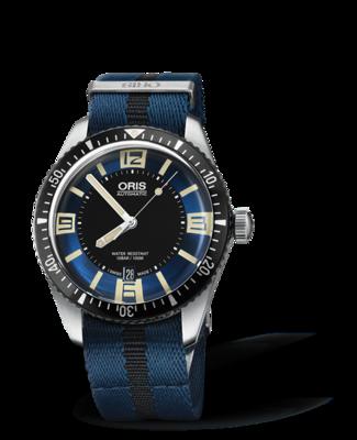 Oris Divers Sixty-Five Blue Dial 40MM Automatic