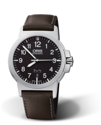Oris BC3 Advanced, Day Date Black Dial 42MM Automatic