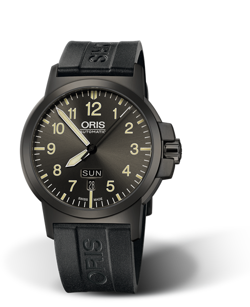 Oris BC3 Advanced, Day Date Grey Dial 42MM Automatic