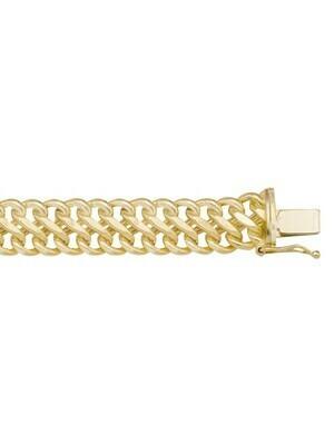 Yellow Gold Saduza Chain 14KT & 18KT