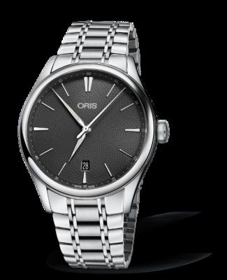 Oris Artelier Date Grey Dial 40MM Automatic