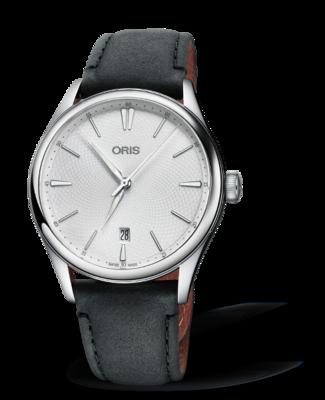Oris Artelier Date Silver Dial 40MM Automatic