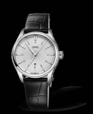 Oris Artelier Date Silver Dial 33MM Automatic
