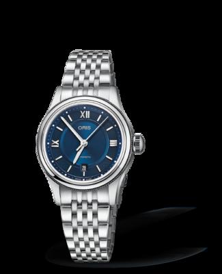 Oris Classic Date Blue Dial 29MM Automatic