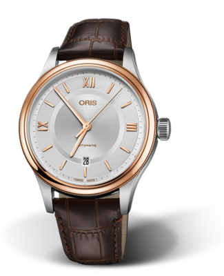 Oris Classic Date Silver Dial 42MM Automatic