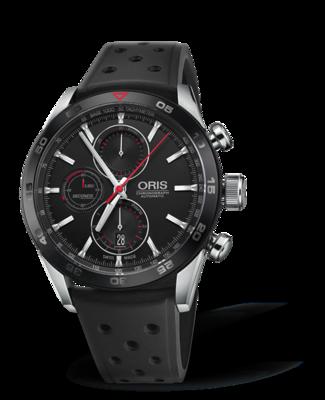 Oris Artix GT Chronograph Black Dial 44MM Automatic