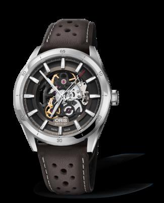 Oris Artix GT Skeleton Grey Dial 42MM Automatic