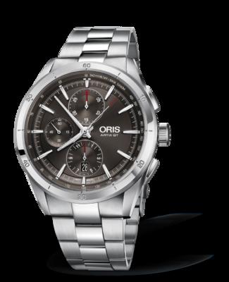 Oris Artix GT Chronograph Grey Dial 44MM Automatic