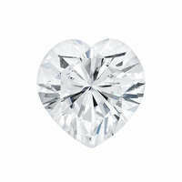 Forever One 0.50CTW Heart Shape Moissanite Gemstone