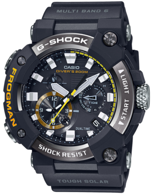 G-SHOCK GWFA1000-1A FROGMAN ANALOG MEN'S WATCH