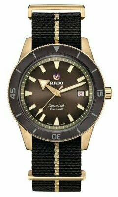 Captain Cook Bronze Brown Dial 42MM Automatic R32504307