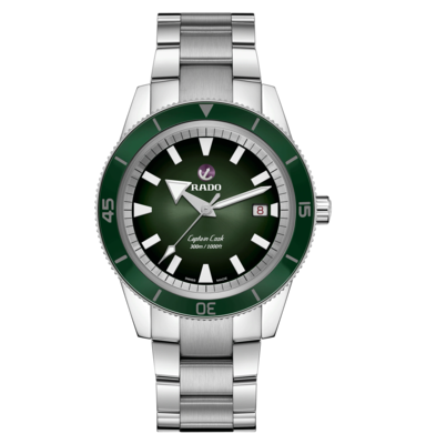 Captain Cook Green Dial 42MM Automatic R32105318