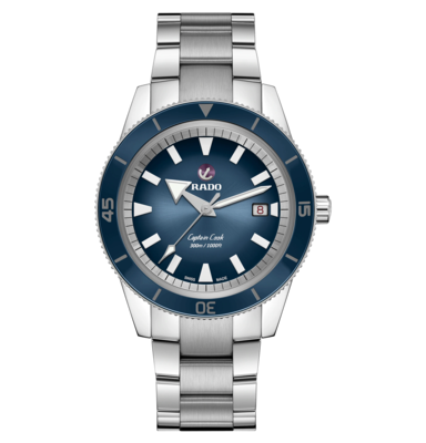Captain Cook Red Dial 42MM Automatic R32105208