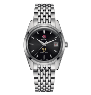 Golden Horse Black Dial 37MM Automatic R33930153