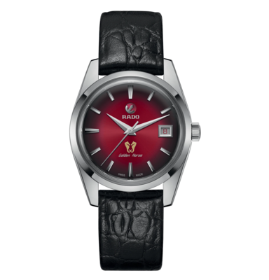 Golden Horse Red Dial 37MM Automatic R33930355