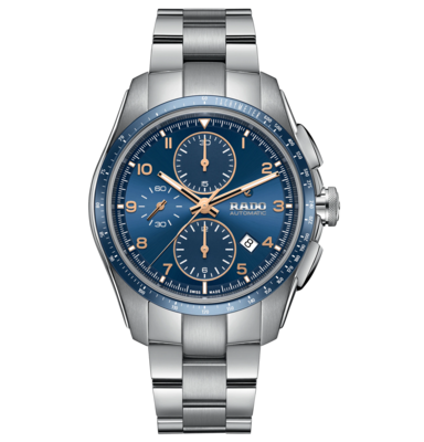 HyperChrome Chronograph Automatic Blue Dial 44MM R32042203
