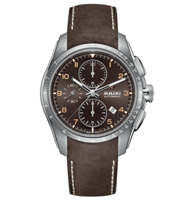 HyperChrome Chronograph Automatic Brown Dial 44MM R32042305