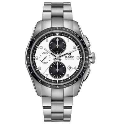 HyperChrome Chronograph Automatic White Dial 44MM R32042103