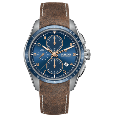 HyperChrome Chronograph Automatic Blue Dial 44MM R32042205