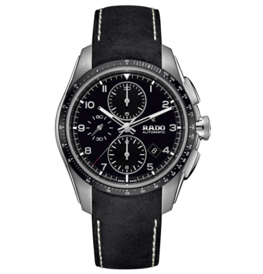 HyperChrome Chronograph Automatic Black Dial 44MM R32042155
