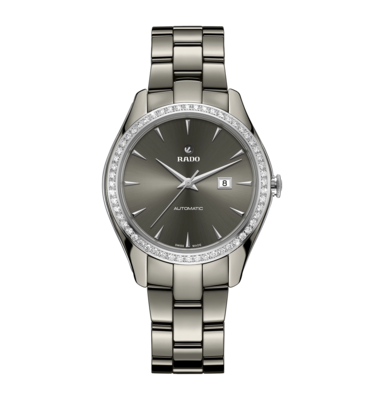 HyperChrome Automatic Diamonds Grey Dial 36MM R32051102