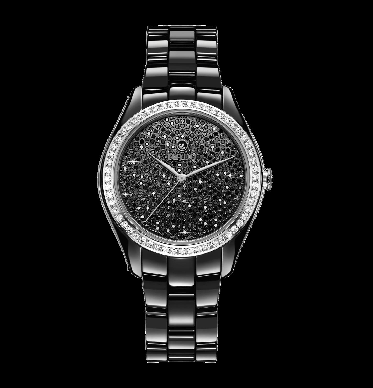 HyperChrome Automatic Diamonds Black Dial 36MM R32482722