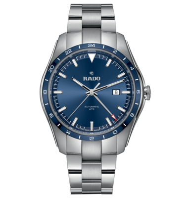 HyperChrome Automatic UTC Blue Dial 44MM R32050203