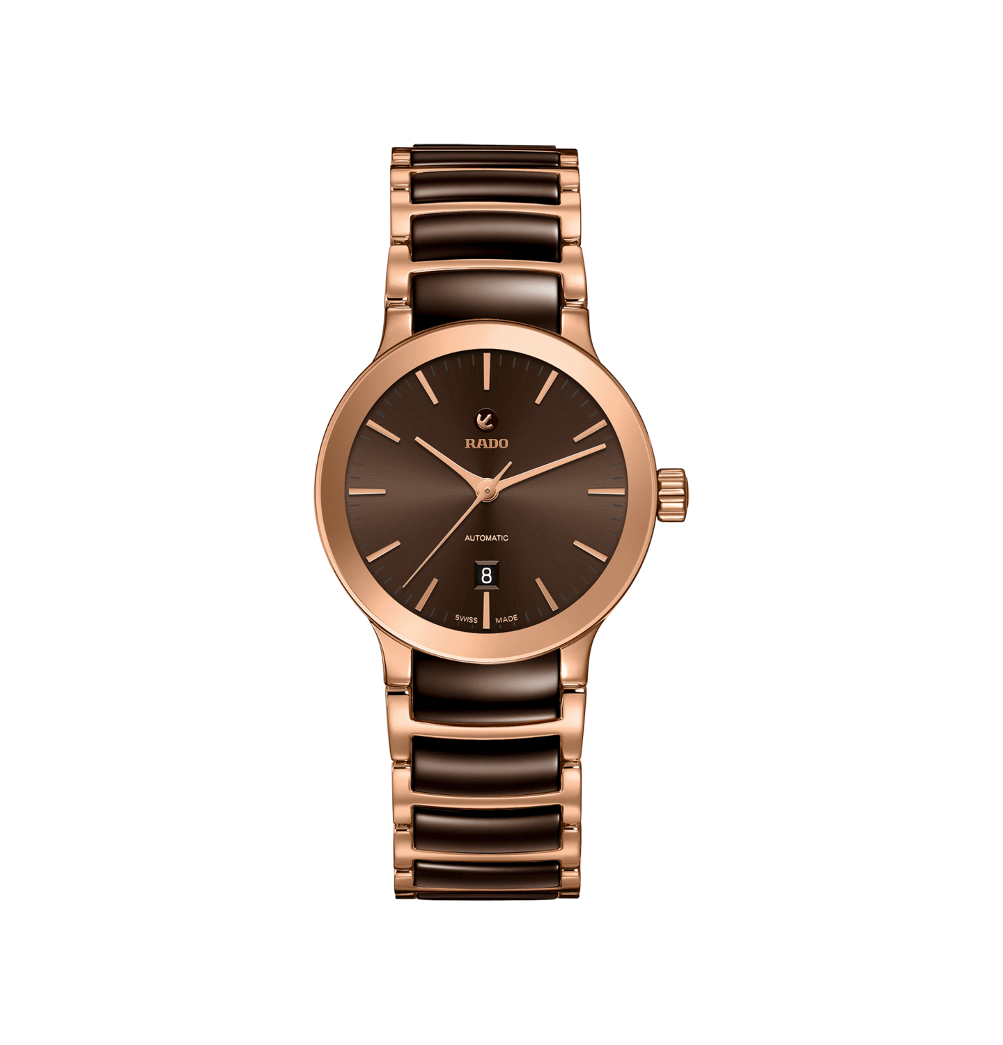 Centrix Brown Dial 28MM Automatic R30183302