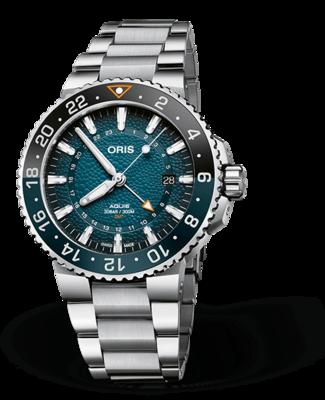Oris Aquis Whale Shark Limited Edition Blue Dial 44MM Automatic