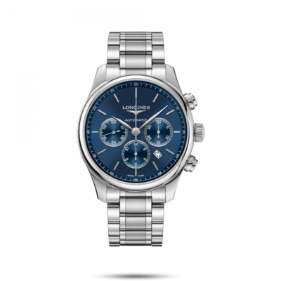 The Longines Master Collection Blue Dial 44MM Automatic L28594926