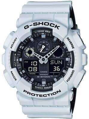 G-SHOCK GA100L-7A MEN'S WATCH