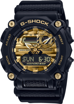 G-SHOCK GA900AG-1A MEN'S WATCH