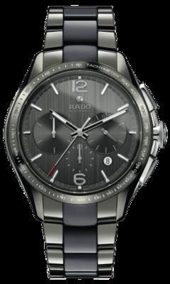 HyperChrome Grey Dial 45MM Automatic Chronograph R32120112