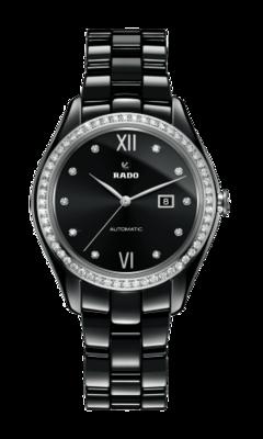 HyperChrome Black Dial 36MM Automatic Diamonds R32482702