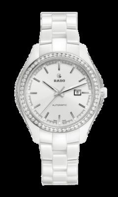 HyperChrome White Dial 36MM Automatic Diamonds R32483012