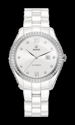 HyperChrome White Dial 36MM Automatic Diamonds R32483702