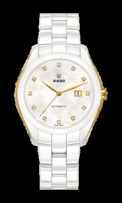 HyperChrome White Dial 36MM Automatic Diamonds R32257902