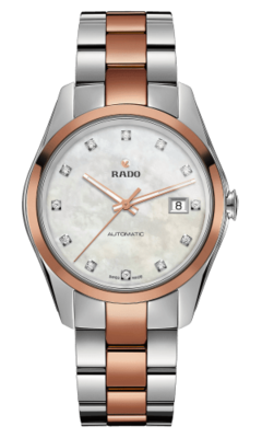 HyperChrome Automatic Diamonds Mother Of Pearl Dial 39MM R32980902