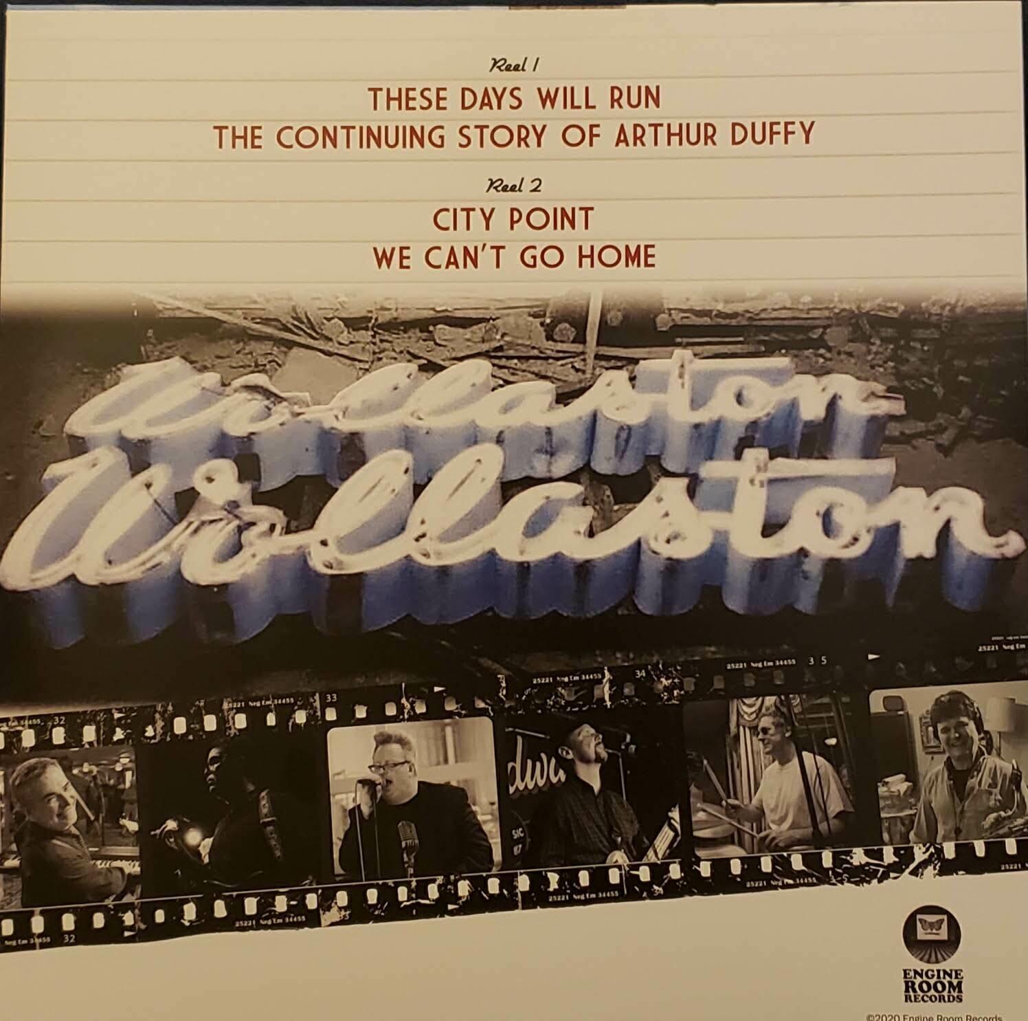Wollaston Theatre Vinyl EP