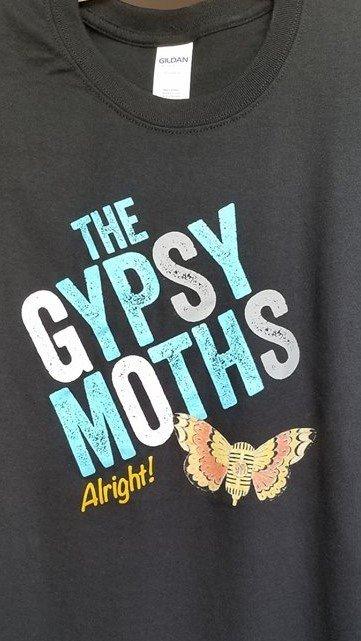 Gypsy Moths Alright! T-Shirt