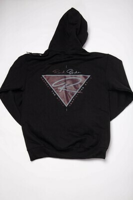Black Back Logo Respect the Style Hoodie!