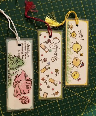 Commissioned: Bookmarks