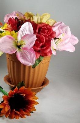 Flower pens: Assorted