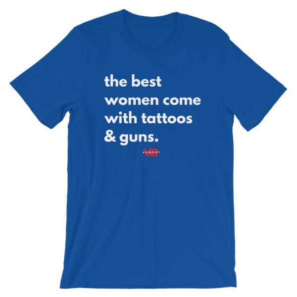 The Best Women - Unisex Tee 00107